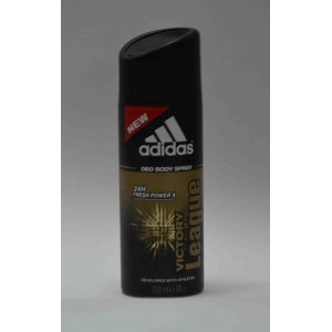 adidas victory league deo body spray 24h fresh power for him 150ml