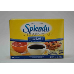 splenda no calorie sweetener 50 packets