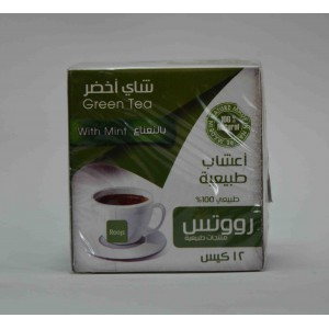 green tea with mint 12bags