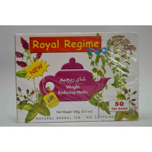 ROyal Regime weight reducing herbs 50 sachets