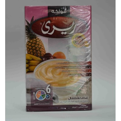 Riri fruits basic elements for your baby nutrition 200 gm