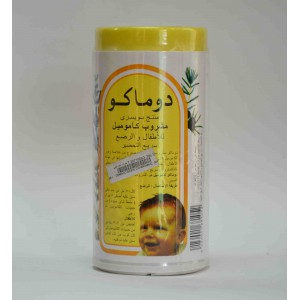 DOMACO camomile drink for babies and children instant 150 gm