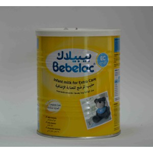 bebelac EC infant milk for extra care from barth on ward 400 gm