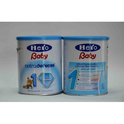 hero baby infant formula milk 400 g