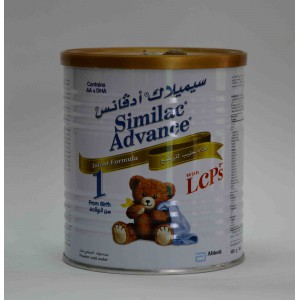 similac advance 1 infant formula  from birth 400g