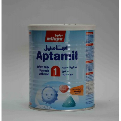 Aptamil infant milk formula with iron 400g