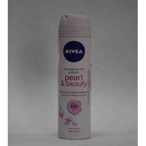 nivea anti perspirant bear & beauty 48h150ml