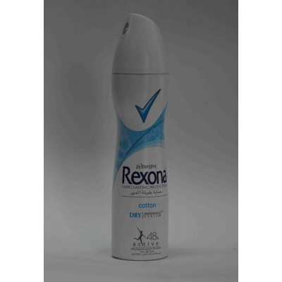 Rexona women antiprespirant roll on cotton dry150ml