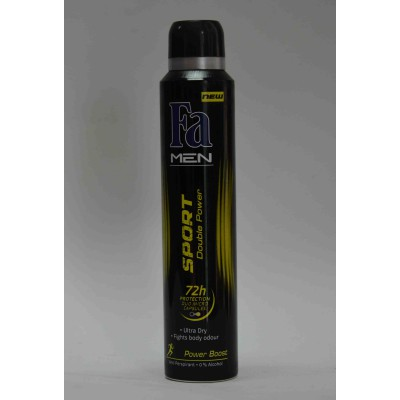 fa men sport double power 200 ml