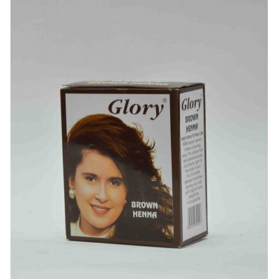 Glory brown henna