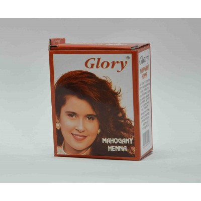 Glory cherry red henna