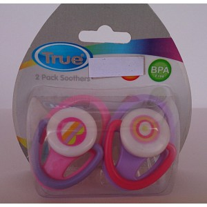 true 2pack soother