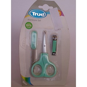 true manicure set