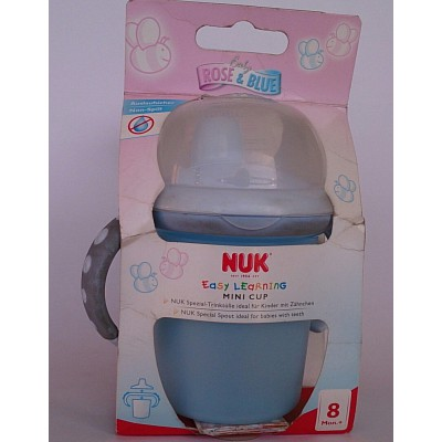 nuk easy learning mini cup 8m+