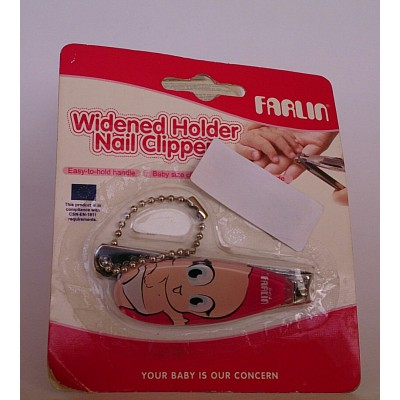 farlin manual widened holder nail clipper