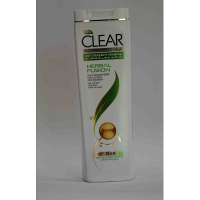 CLEAR women shampoo (scalp defense power long lasting anti dandruff ) 400ml