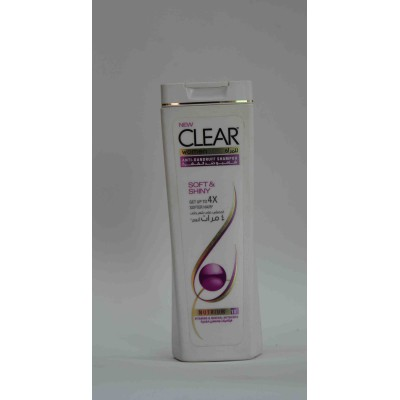 CLEAR women conditioner (anti dandruff daily conditioning for shiner up to 4x softer hair ) 400ml