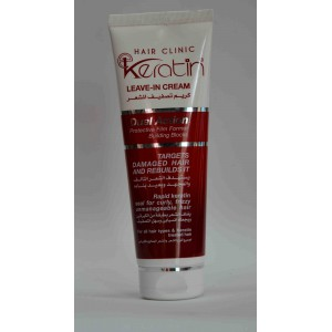 e keratin (leave in cream rapid keratin seal for curly frizzy unmanageable hair)200ml