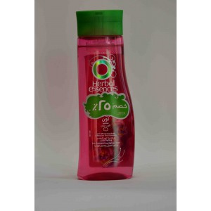Herbal essences shampoo (for living coler hair )400ml
