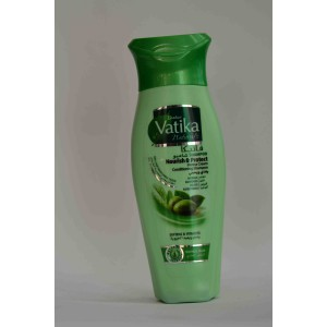 vatika shampoo (nourish &protect)190ml