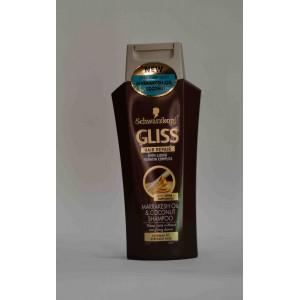 GLISS shampoo (hair repair with liquid keratin complex 250 ml)to stress hair