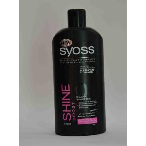SYOSS shine boost shampoo (for non shiny dull hair) 500ml