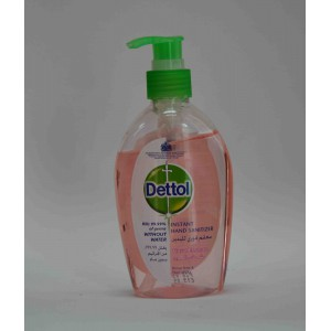 Dettol instant hand sanitizer with floral essence 200ml