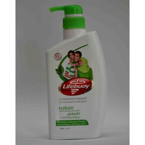 lifebuoy (anti bacterial body wash)with betel leaf  500ml