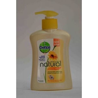Dettol anti bacterial hand wash 200ml