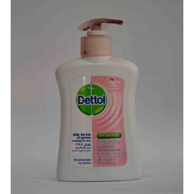 Dettol anti bacterial hand wash with added moisturisers 200ml