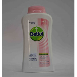 Dettol anti bacterial shower gel 250ml