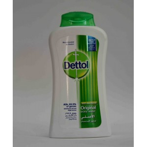 Dettol anti bacterial body wash orginal 200ml