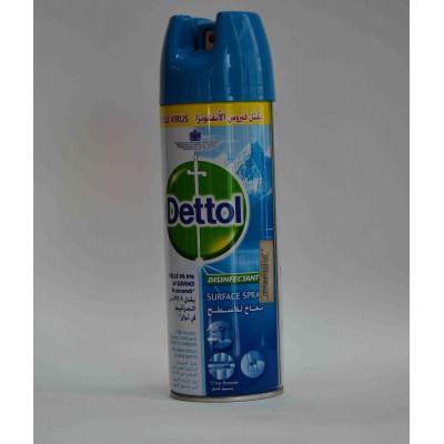 dettol surface spray kills flu virus crisp breeze 450ml