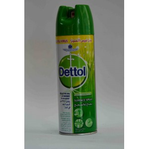 dettol surface spray kills flu virus morning dew 450