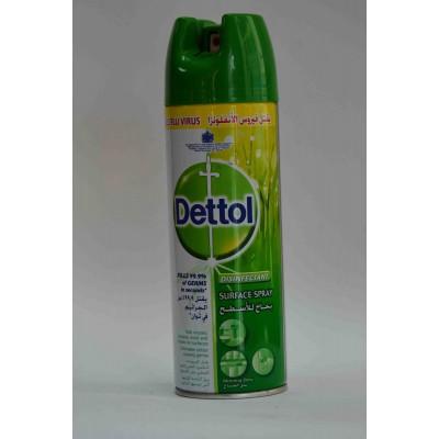 dettol surface spray kills flu virus morning dew 450