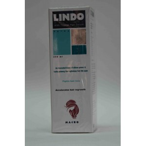 lindo hair serum fights hair loss 250ml