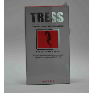 TREES hair oil contain topical hair toning serum 120ml