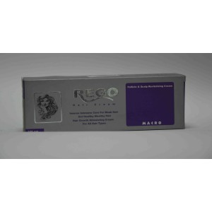 REGO cream  get clean healthy wealthy hair 100gm