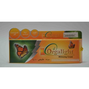 orgalight whiteninig cream 50 ml