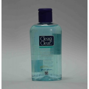 clean & clear cleansing lotion for sensitive skin 125ml