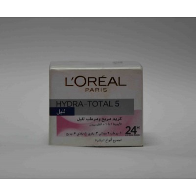 LOREAL paris night comfort hydrating cream 50ml