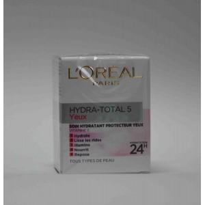 LOREAL paris soin hydratant protecteur yex 15ml