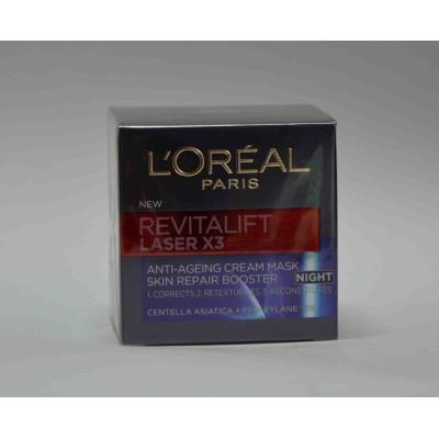 LOREAL paris anti ageing cream mask 50ml