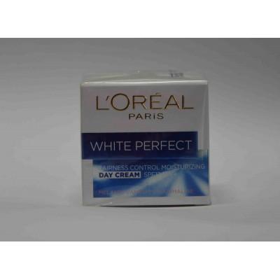 LOREAL paris white perfect day cream 50ml