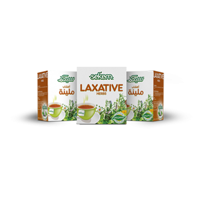 Sekem LAXATIVE HERBS 15 PACKETS