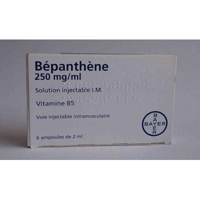 biotin bepanthen 6+6 ampoules
