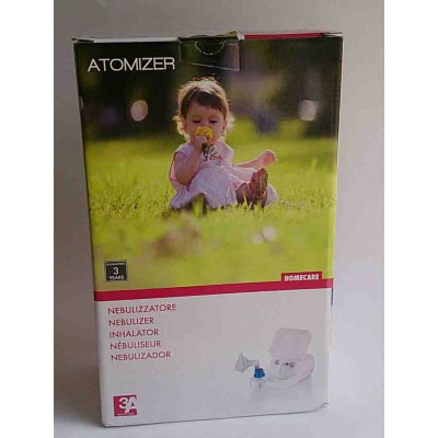 atomizer nebulizer two speeds