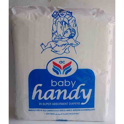 baby handy 20pieces
