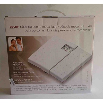 beurer weight scale  upto 120 kg digital