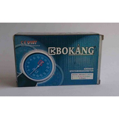 bokang blood pressure manual monitor